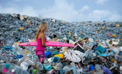 Isola di spazzatura