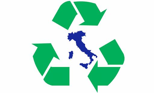Italia prima in Europa nel il riciclo dei rifiuti.