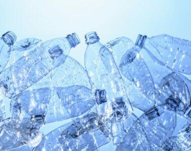 Denaro in bottiglia, di plastica